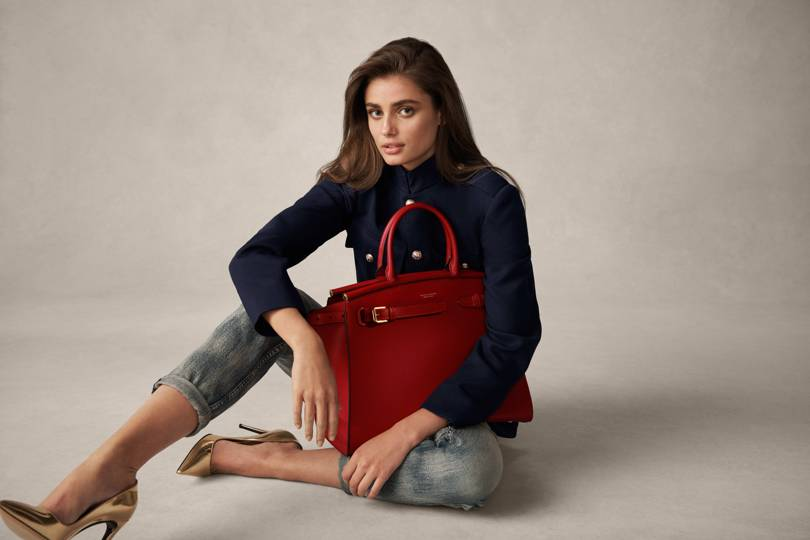 Ralph Lauren's 50th Anniversary Celebrations Continue With The RL50 Bag Launch