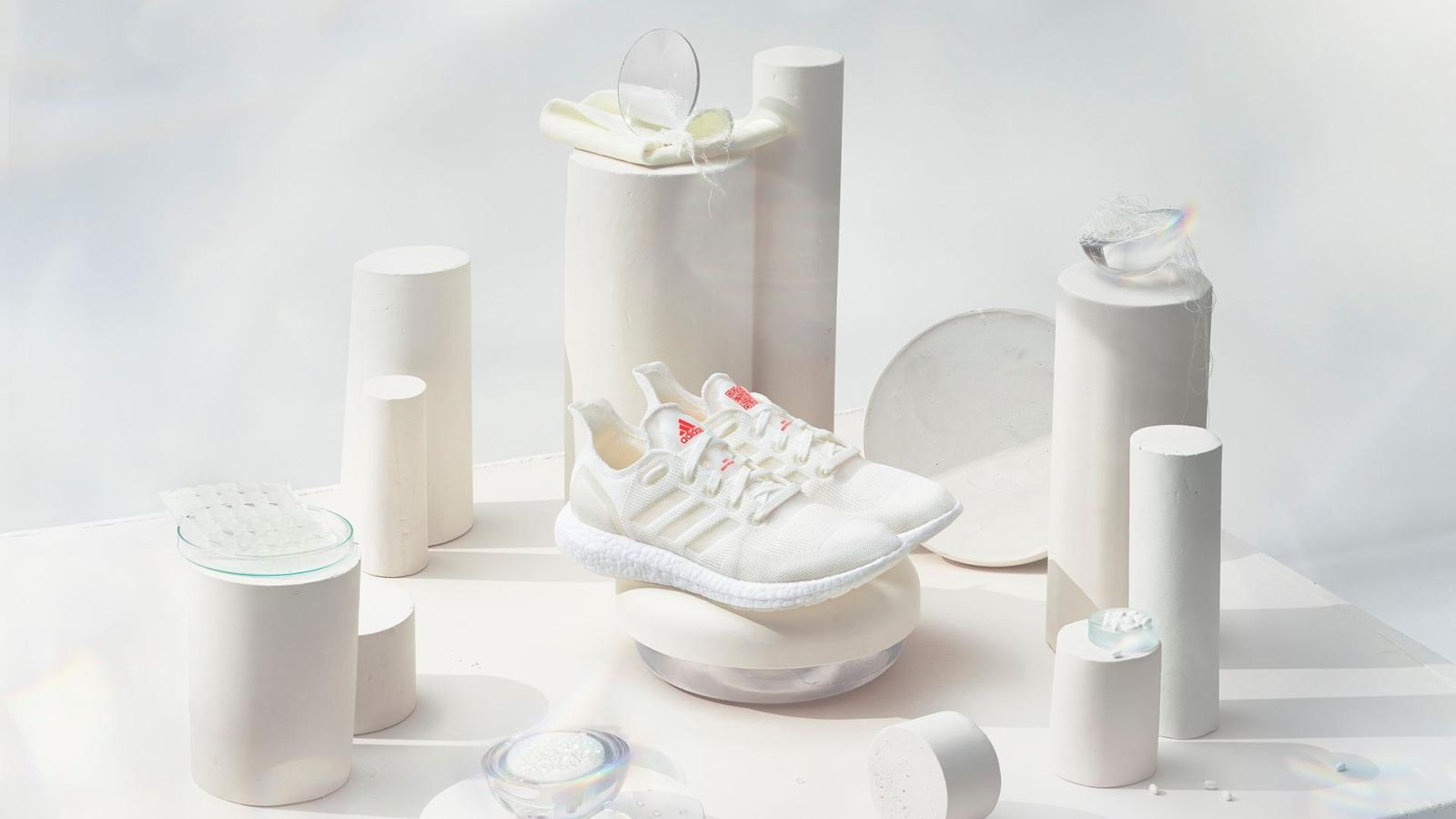 Adidas' New Shoes Are Zero-Waste and Pretty Darn Chic